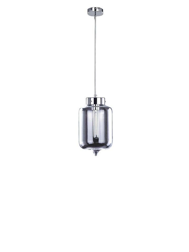 Britop Light Lampa wisząca w kolorze srebrnym - KEE A++  (A++ do E) - Ø 17 cm