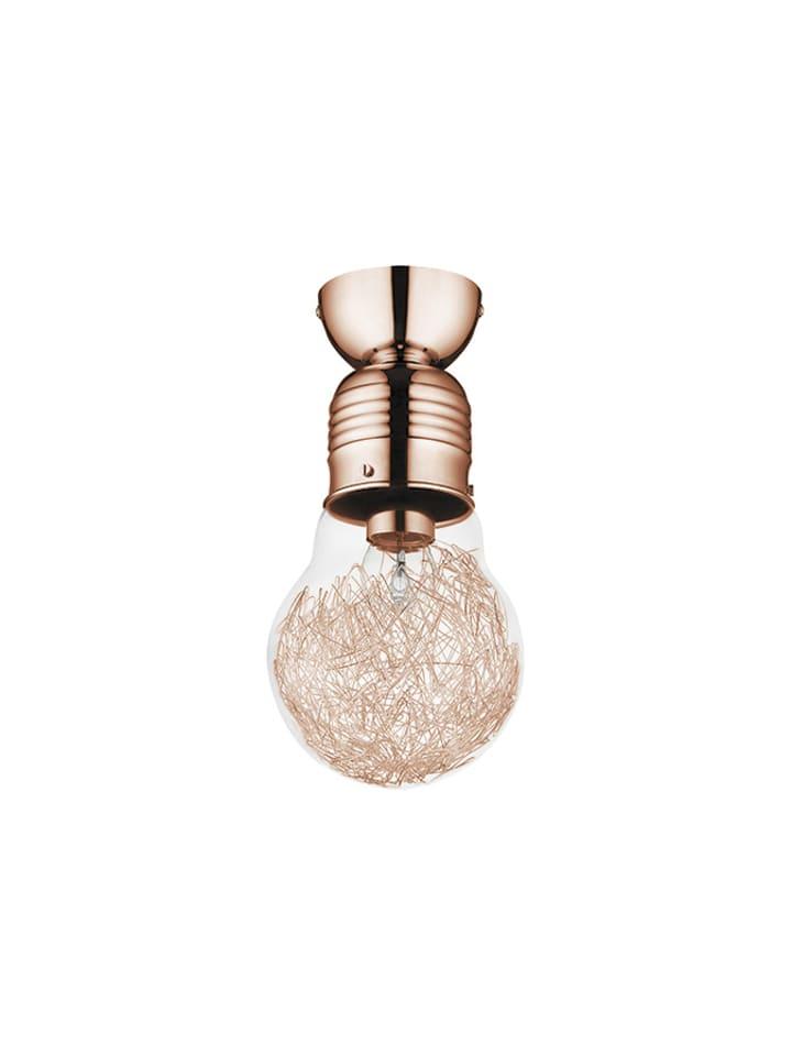 Britop Light Lampa sufitowa w kolorze miedzianym - KEE A++ (A++ do E) - Ø 14 cm