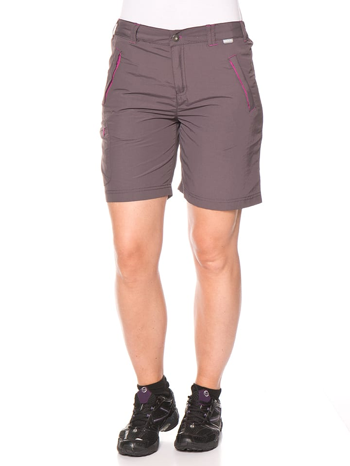 "Regatta Short fonctionnel ""Chaska"" - gris"