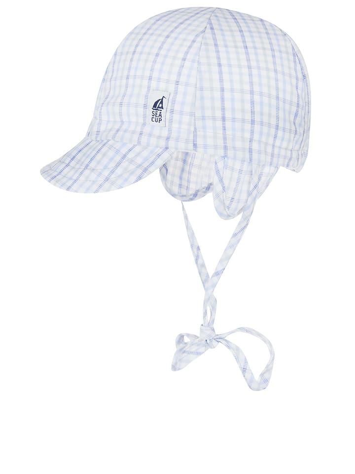 Döll Mütze in Weiß - 65% | Größe 45 cm | Kindermuetzen