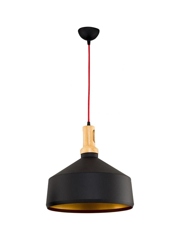 Dom z pomysłem Lampa wisząca w kolorze czarnym - KEE A++ (A++ do E) - Ø 35 cm