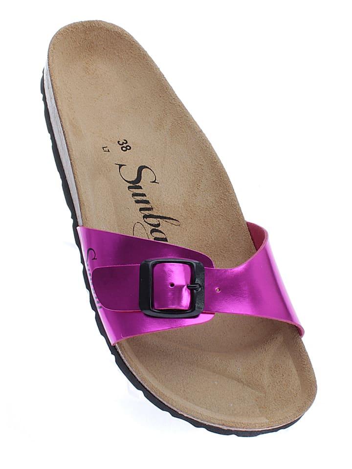 Sunbay Mules - violet