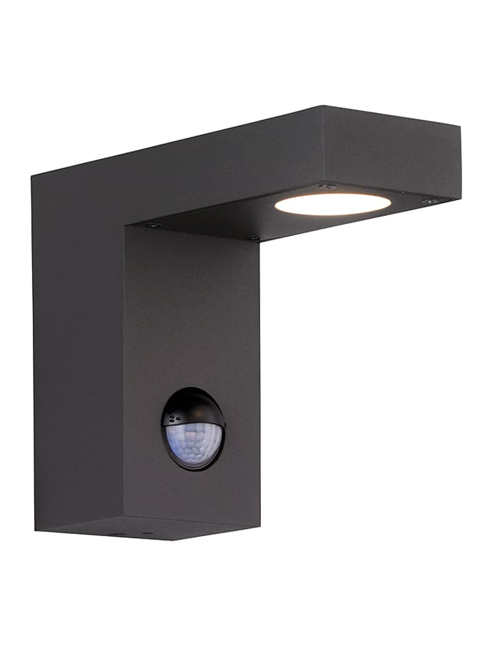 "WOFI Zewnętrzna lampa LED ""Brooklyn"" - KEE A+ (A++ do A) - 6 x 12 cm"