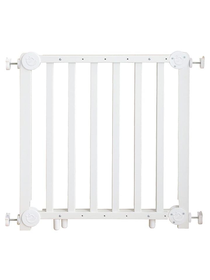 Roba Barrière de sécurité - blanc - 72-115,5 x 75 cm