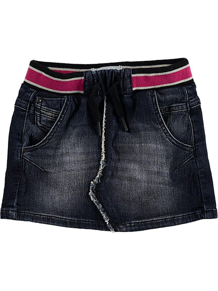 """Diesel Kid Dżinsowa spódnica """"Groony S"""" w kolorze granatowym"""