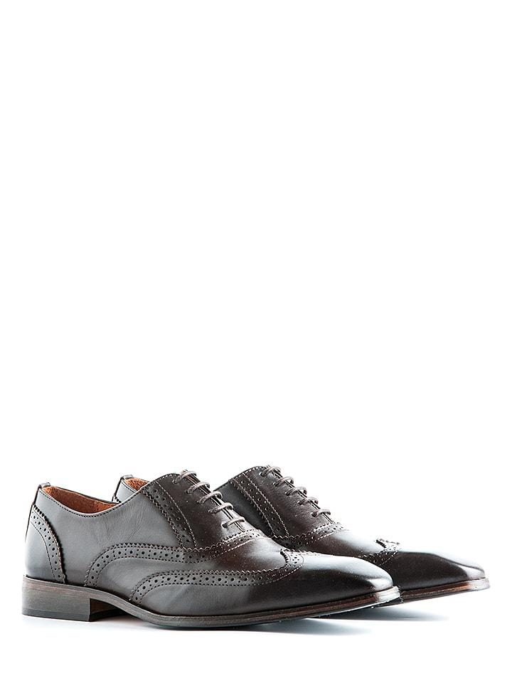 0b675b54d441 TRAVELIN  - Chaussures à lacets en cuir