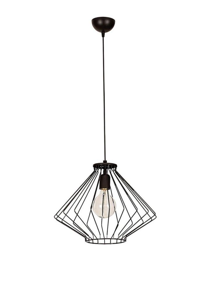 Dom z pomysłem Lampa wisząca w kolorze czarnym - KEE A++ (A++ do C) - Ø 35 cm