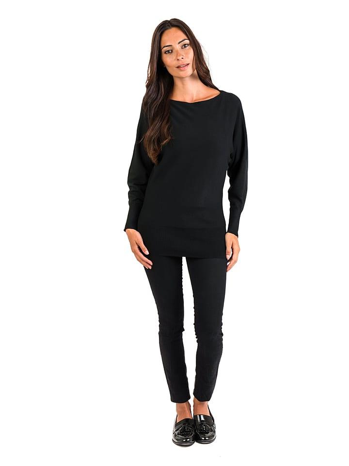 L'étoile du cachemire Sweter w kolorze czarnym