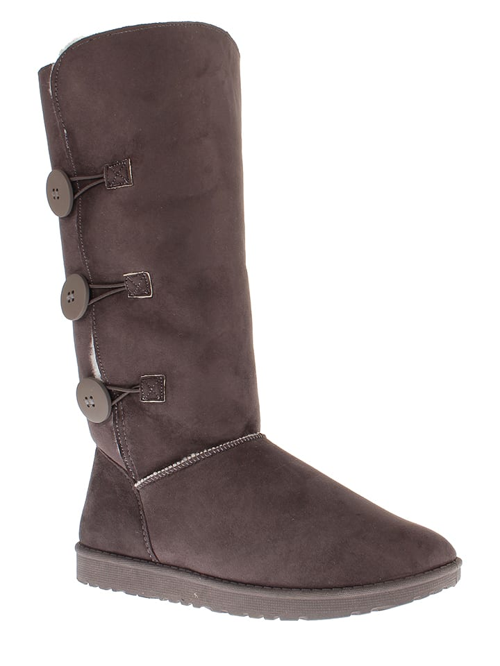 "Blackfield Winterstiefel ""Flocon"" in Grau"