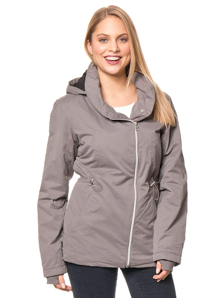 low priced 5bb49 bc2b9 Bench - Übergangsjacke in Grau | limango Outlet