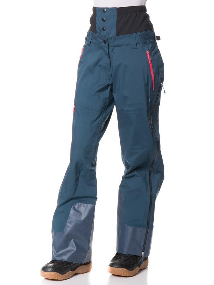 """Völkl Spodnie narciarskie """"Pro Mt. St. Helens"""" w kolorze niebieskim"""