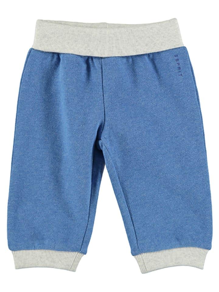 ESPRIT Sweathose in Blau - 68%   Größe 50   Babyhosen