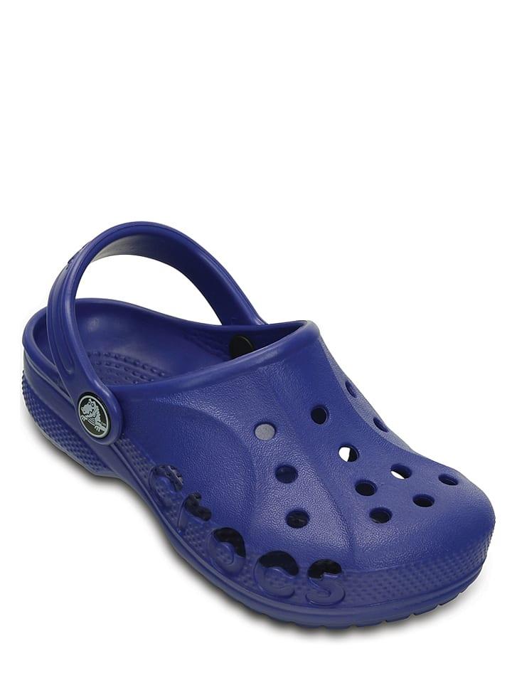Crocs Chodaki w kolorze niebieskim