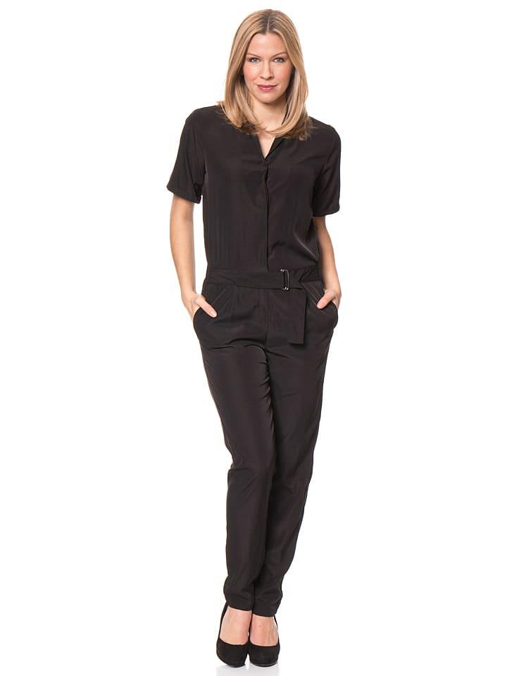 tom tailor jumpsuit in schwarz limango outlet. Black Bedroom Furniture Sets. Home Design Ideas