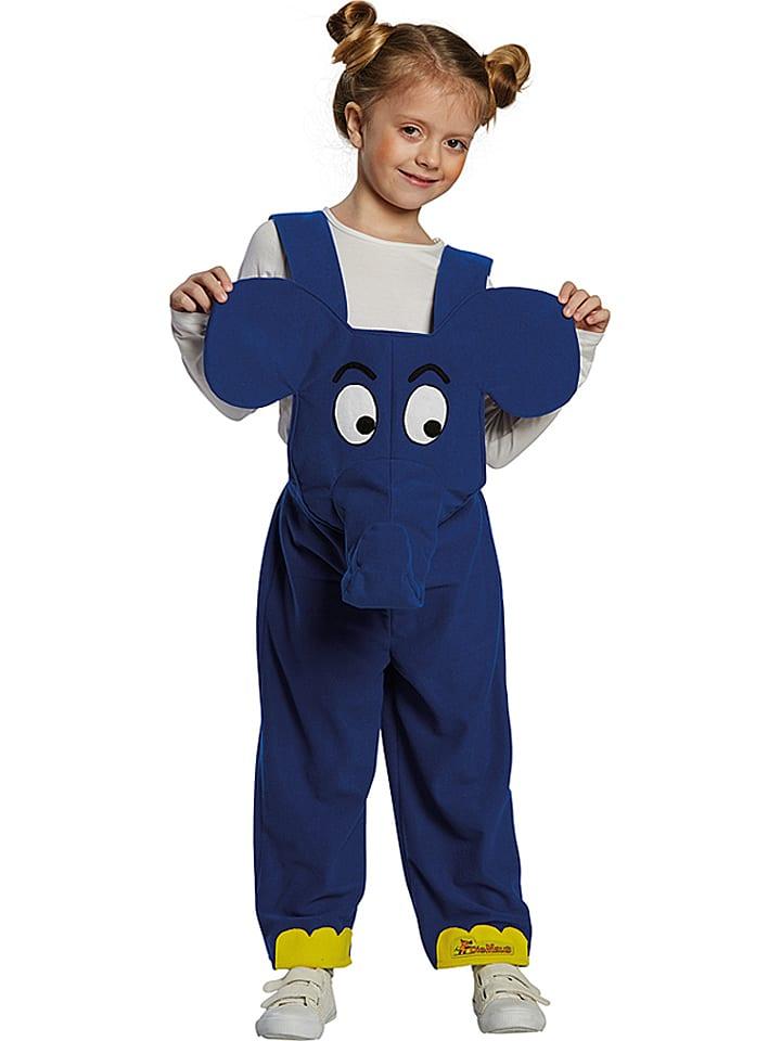 "Rubie`s Kostümoverall ""Der Elefant"" in Blau"