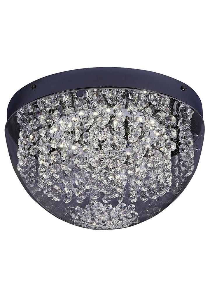 """Ledlam Ledplafonnière """"Crystal Euphoria"""" - energieklasse A+ (A++ tot A) - Ø 30 cm"""