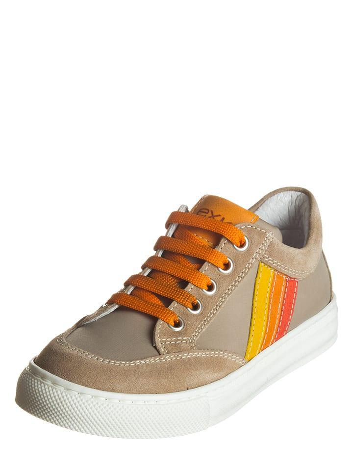 EXK Sneakers in Beige