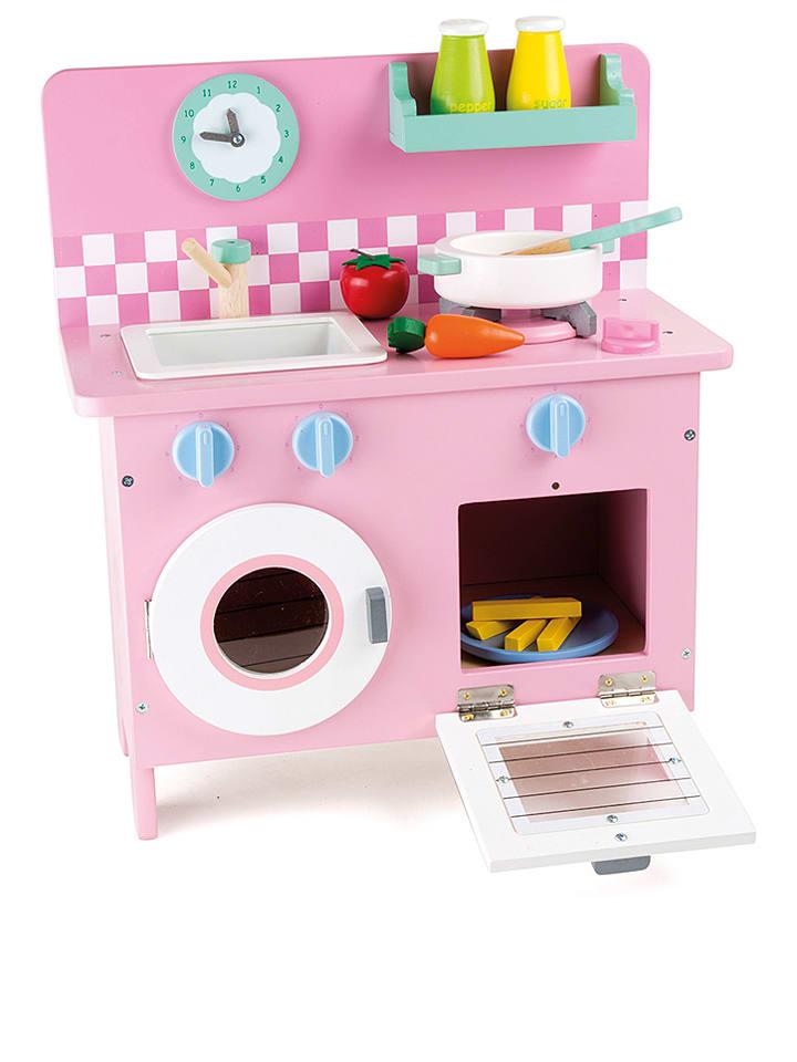 """Small foot Speelkeuken met accessoires """"Rosali"""" - vanaf 3 jaar"""