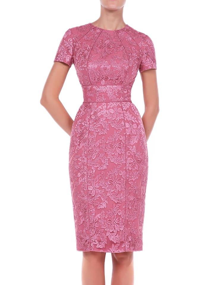 Isabel Garcia Sukienka w kolorze różowym