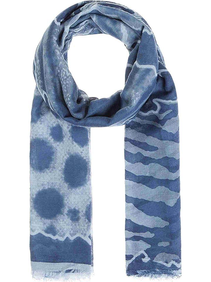 Codello Szal w kolorze niebiesko-błękitnym - 180 x 90 cm