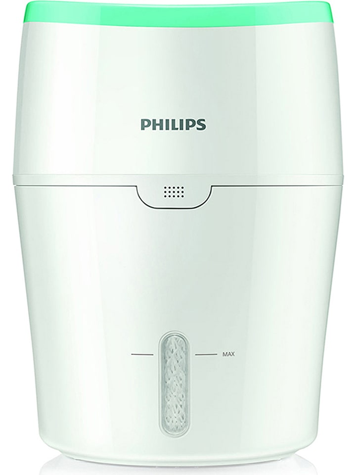 Philips Avent Luchtbevochtiger wit/groen