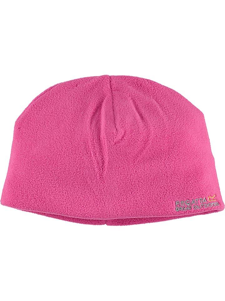 """Regatta Czapka polarowa """"Taz Hat II"""" w kolorze różowym"""