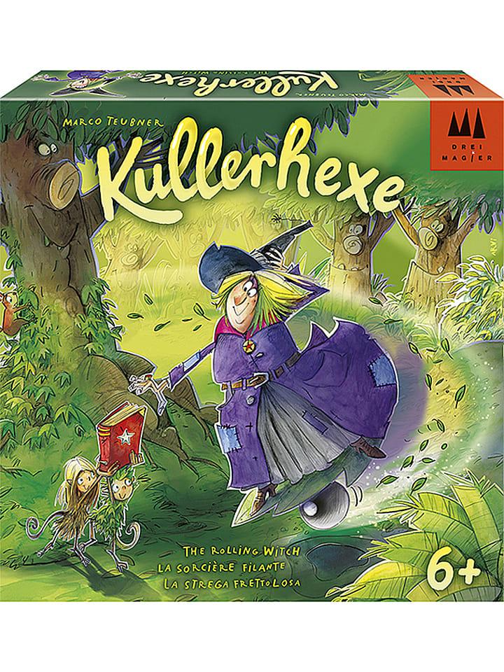 Drei Magier Spiele Spiel Kullerhexe Ab 6 Jahren Limango Outlet