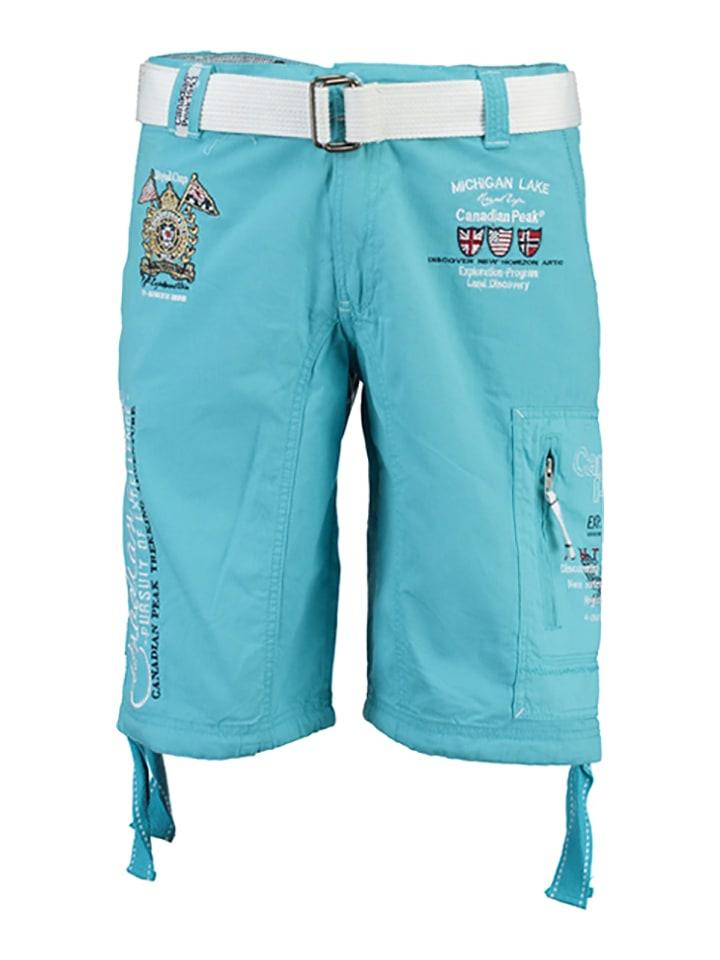 "Canadian Peak Bermuda ""Pharell"" - turquoise"