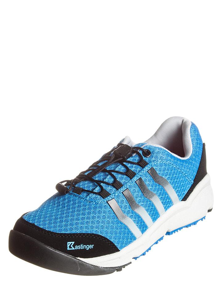 "Kastinger Chaussures de randonnée ""Citywalker"" - bleu clair/noir"