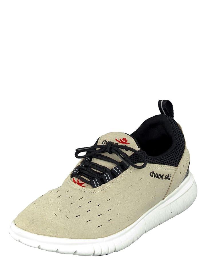 "Chung Shi Chaussures de sport ""Duflex Trainer"" - taupe"