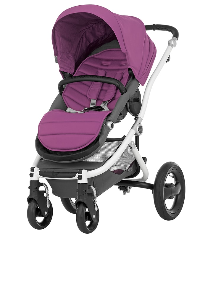 """Britax Bezugsset """"Affinity Colour Pack"""" in Lila"""