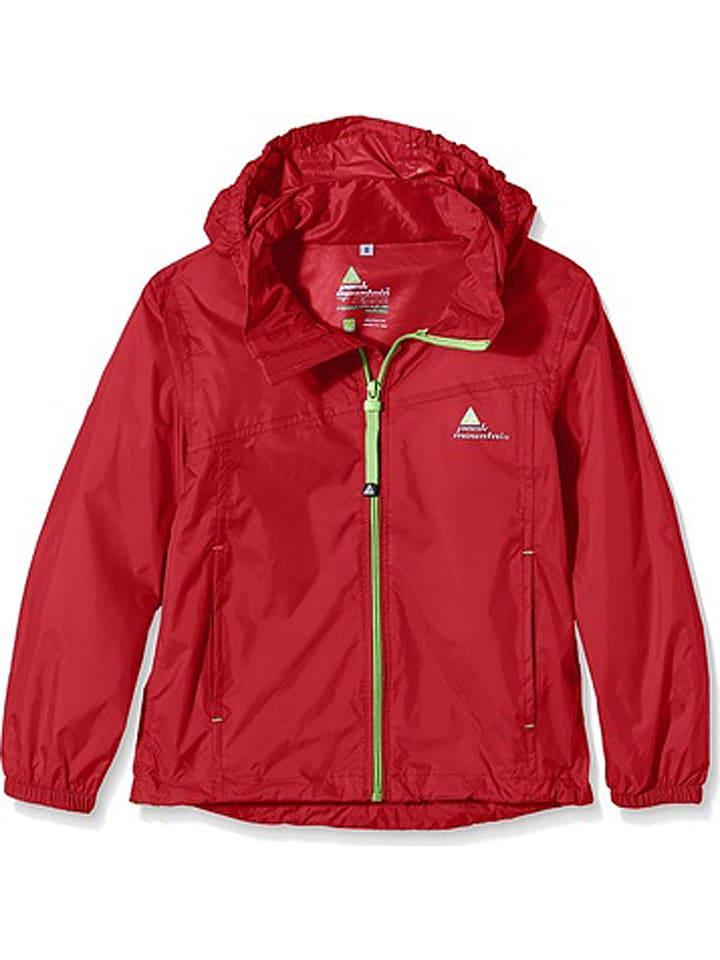 Peak Mountain Imperméable - rouge