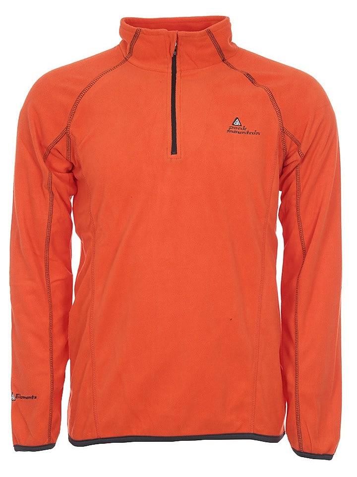"""Peak Mountain Polar """"Cafine"""" w kolorze pomarańczowym"""