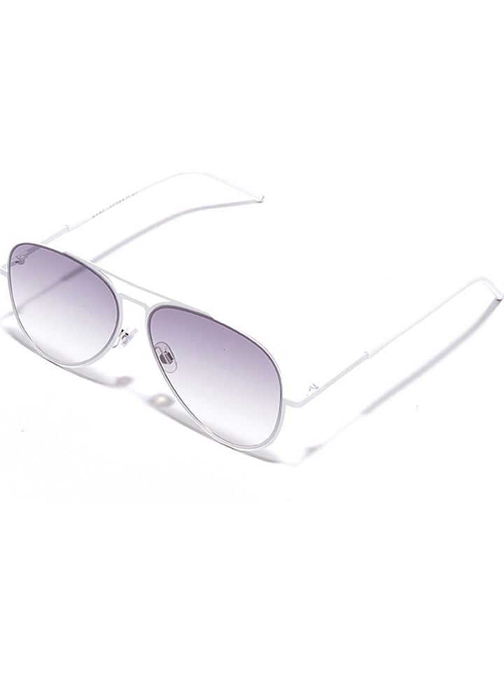 Marc Jacobs - Damen-Sonnenbrille in Weiß/ Grau | limango Outlet