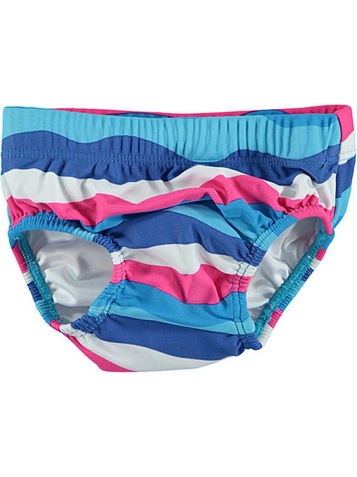 Kanz Zwemluier blauw/roze