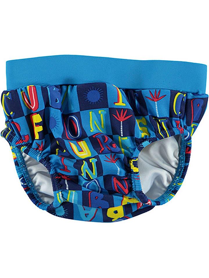 Kanz Zwemluier blauw/meerkleurig