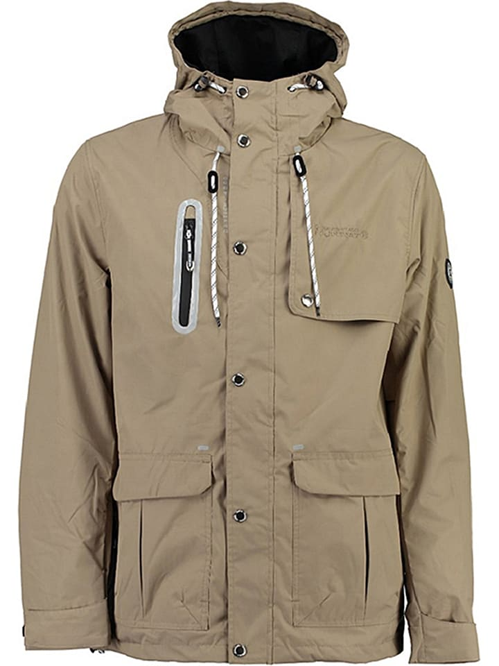 """Geographical Norway Tussenjas """"Arsenic"""" beige"""