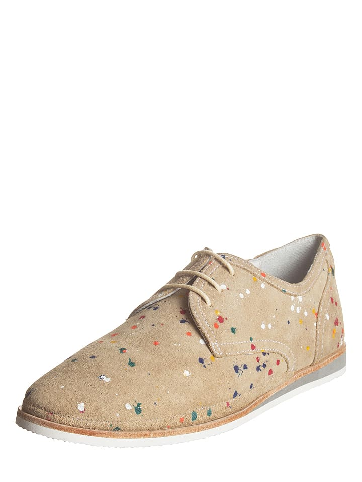 reputable site a0bc3 17749 MELVIN & HAMILTON - Chaussures à lacets en cuir