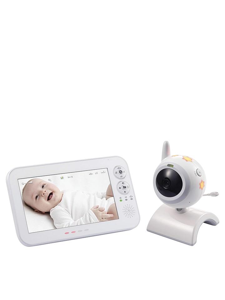 "Switel Video-Babyphone ""BCF 930"" in Weiß"