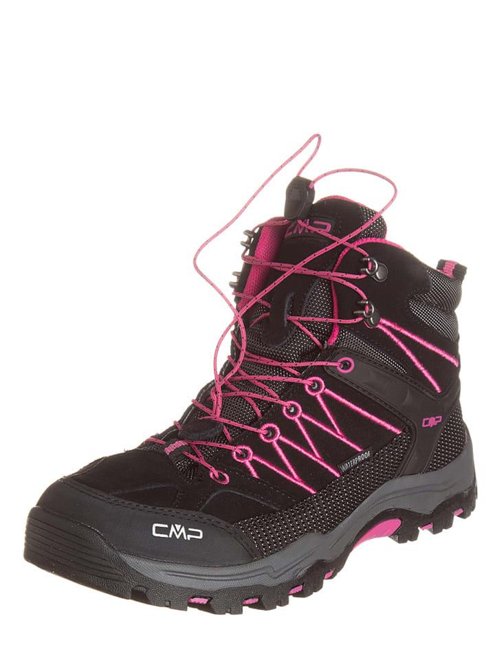 CMP Wanderschuhe in Schwarz/ Pink