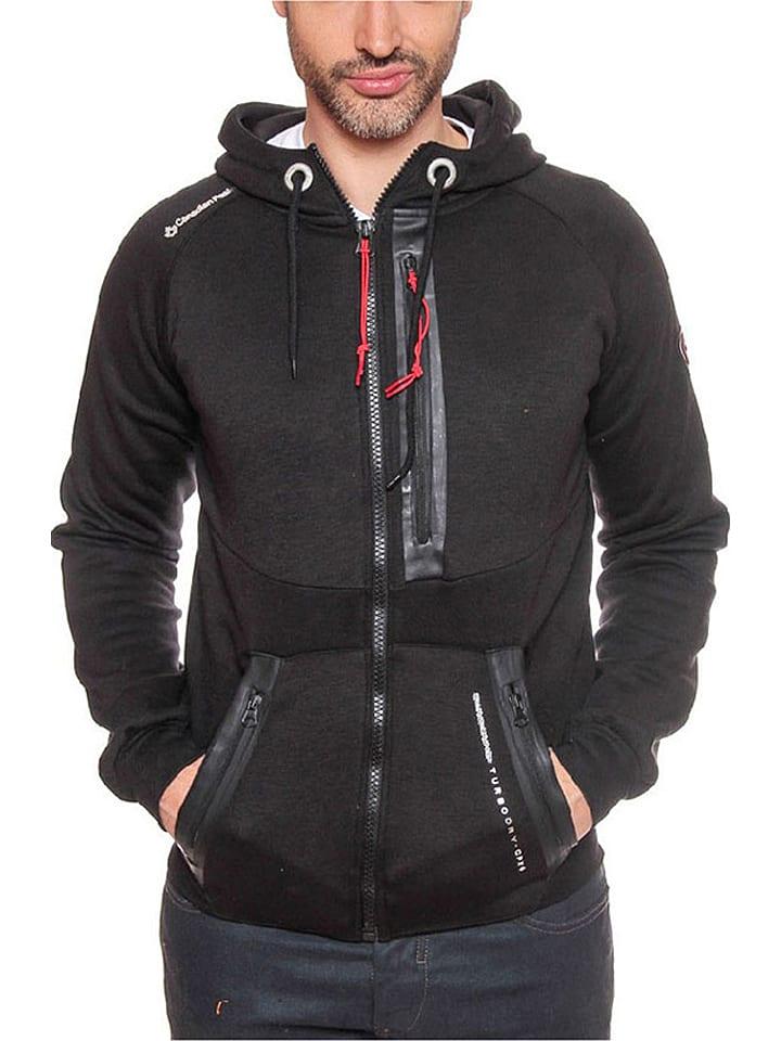 """Canadian Peak Bluza """"Glorious"""" w kolorze czarnym"""