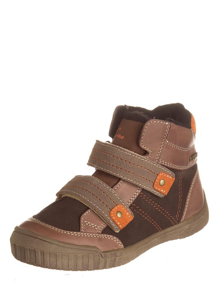 Ciao Sneakersy w kolorze brązowym