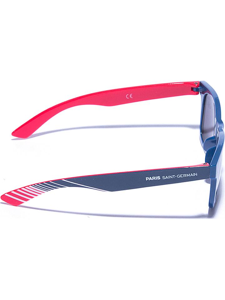 06bcde2ff25ac9 Paris Saint-Germain - Lot 2 pcs  lunettes de soleil et porte-monnaie -  bleu rouge   Outlet limango