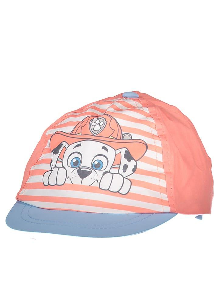 Paw Patrol Cap ´´Paw Patrol´´ in Koralle - 84% | Größe 46 cm | Kindermuetzen