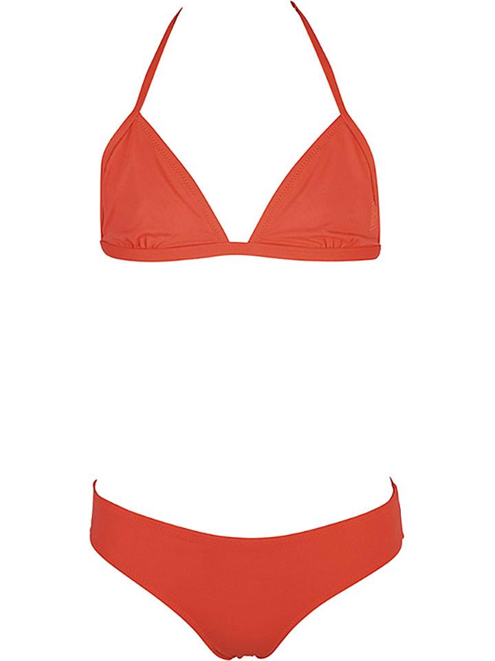 Chiemsee Bikini ´´Latoya´´ in Rot - 49% | Größe 176 | Kinder bademode