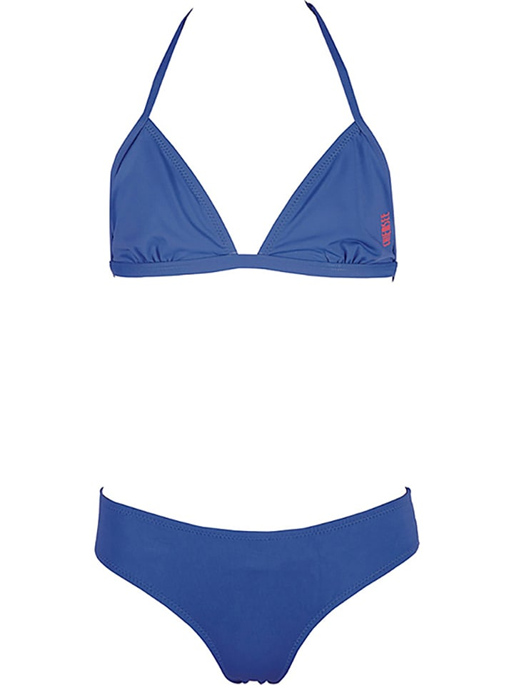 Chiemsee Bikini ´´Latoya´´ in Blau - 39% | Größe 116 | Kinder bademode