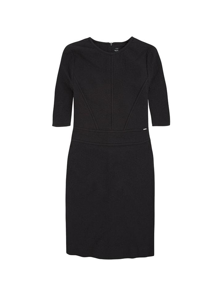 Pepe Jeans Sukienka w kolorze czarnym