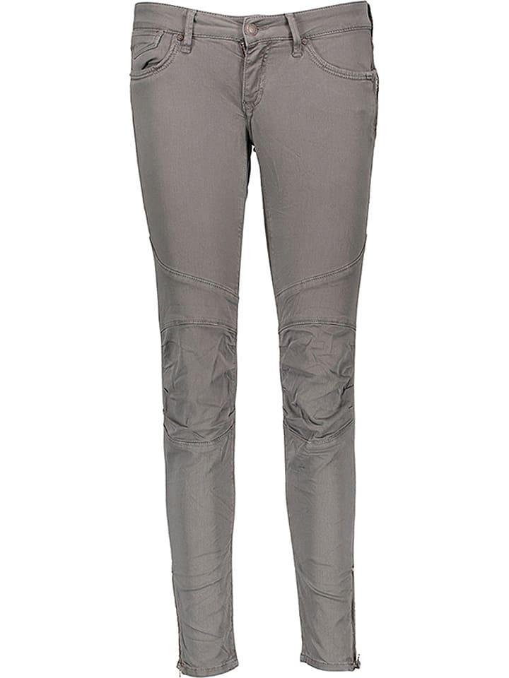 """Mavi Jeans Dżinsy """"Jesy"""" - Skinny fit - w kolorze szarym"""