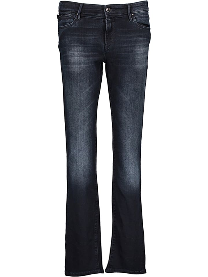 """Mavi Jeans Dżinsy """"Mona"""" - Straight Leg - w kolorze granatowym"""