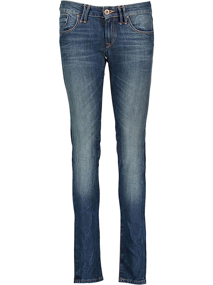 """Mavi Jeans Dżinsy """"Serena"""" - Super Skinny - w kolorze niebieskim"""